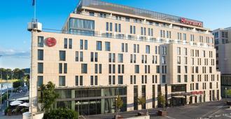 Sheraton Bratislava Hotel - Bratislava - Gebäude