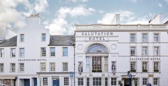 Salutation Hotel - Perth - Building