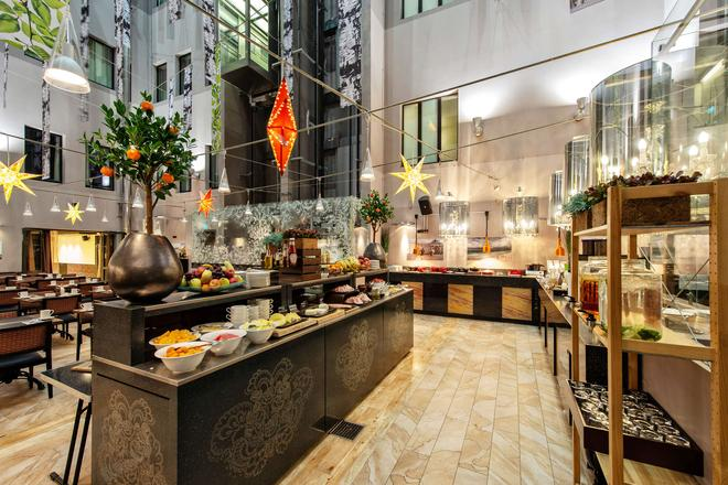 Radisson Sonya Hotel, St. Petersburg - Sankt Petersburg - Buffet