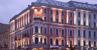 Radisson Sonya Hotel, St. Petersburg - Saint Petersburg - Building