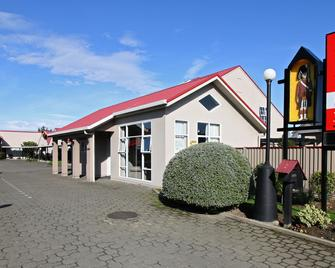 Balmoral Lodge Motel - Invercargill - Building