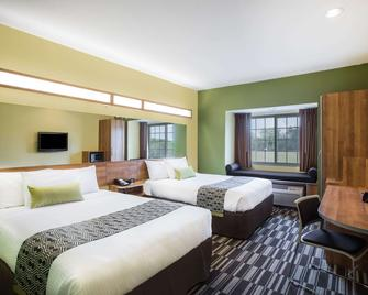 Microtel Inn & Suites by Wyndham Opelika - Опеліка - Спальня