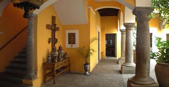 Meson de San Sebastian - Puebla City - Building