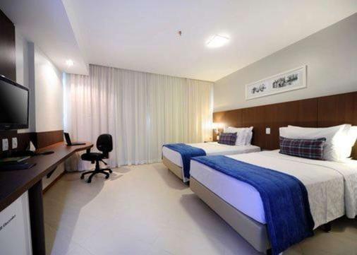 Quality Hotel Vitoria - Vitória - Bedroom