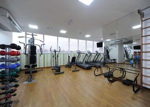 Quality Hotel Vitoria - Vitória - Gym