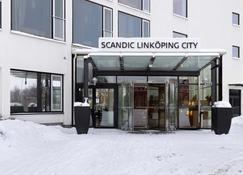 Scandic Linköping City - Linköping - Building