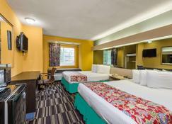 Microtel Inn & Suites by Wyndham Dayton/Riverside OH - Dayton - Bedroom
