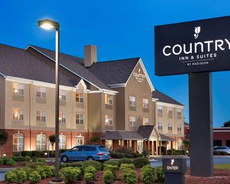 Country Inn & Suites by Radisson, Warner Robins - Warner Robins - Gebäude