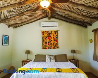 El Pedregal - Hotel en la Naturaleza - Alamos - Bedroom