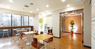 Flexstay Inn Ekoda - טוקיו - חדר אוכל