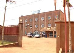 Hotel Altitel - Bafoussam - Building