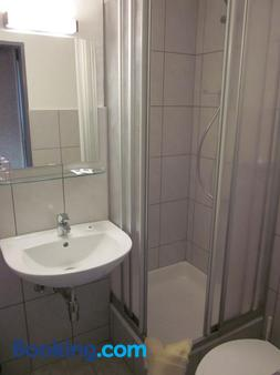 沃德斯陸酒店 - 杜塞爾多夫 - 杜塞道夫 - 浴室