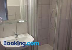 Hotel Waldesruh - Düsseldorf - Bathroom