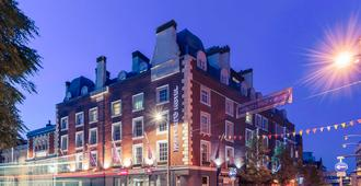 Mercure Nottingham City Centre George Hotel - Nottingham - Rakennus