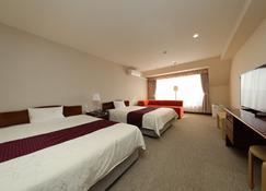 Hotel 21 - Kusatsu - Bedroom