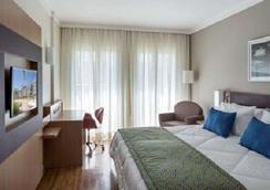 Quality Hotel & Suites Brasilia - Brasília - Schlafzimmer