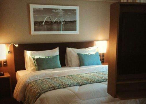 Quality Hotel & Suites Brasilia - Brasilia - Bedroom
