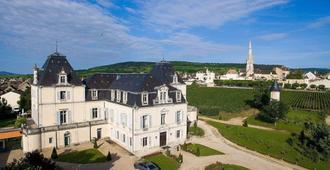 Château de Cîteaux - La Cueillette - Meursault - Vista del exterior