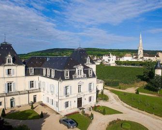 Château de Cîteaux - La Cueillette - Meursault - Außenansicht