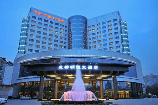 成都明悅大酒店 - 成都 - 建築