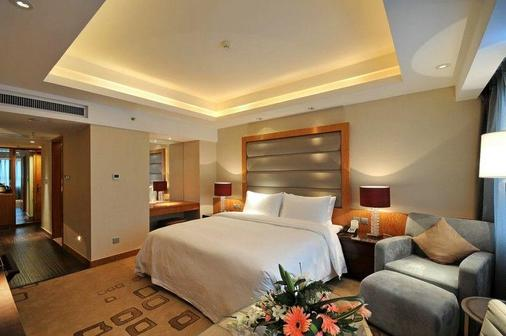 成都明悅大酒店 - 成都 - 臥室
