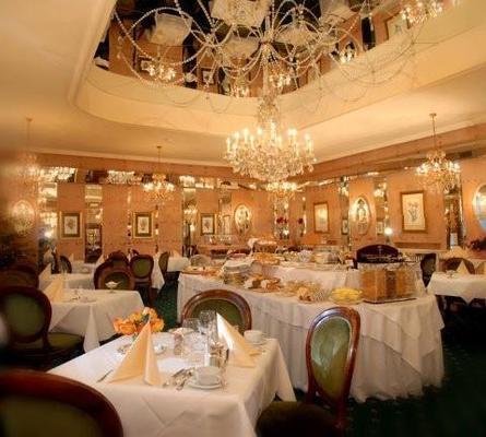 Hotel Bristol Salzburg - Salzburg - Banquet hall