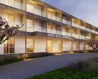 Hotel de la Source - Yverdon-les-Bains - Edificio