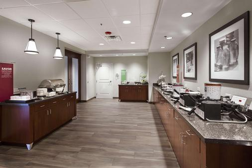 Hampton Inn & Suites Page - Lake Powell, AZ - Page - Buffet