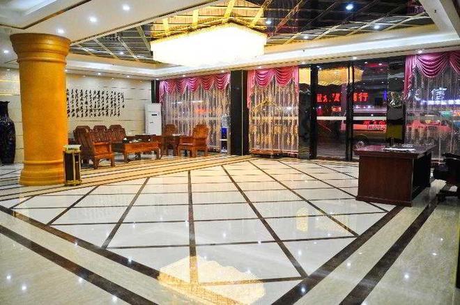 空港大酒店 - 廣州 - 大廳