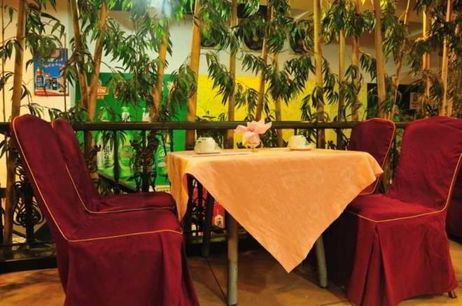 Konggang Hotel - Cantón - Balcón