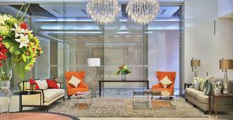 Valero Grand Suites by Swiss-Belhotel Makati - Makati - Lobby