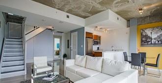 Spectacular Midtown Miami - Miami - Wohnzimmer
