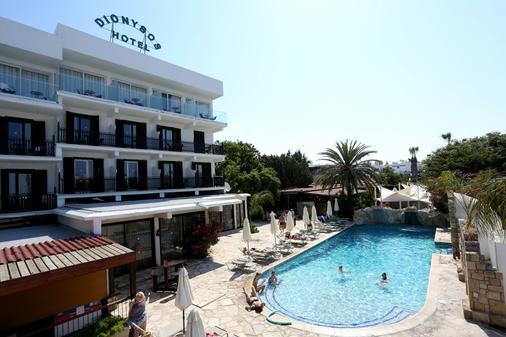 Dionysos Central - Paphos - Building