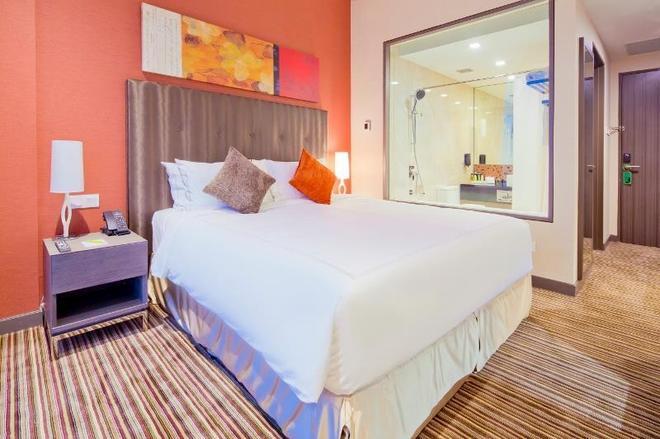 Park Avenue Changi - Singapore - Phòng ngủ