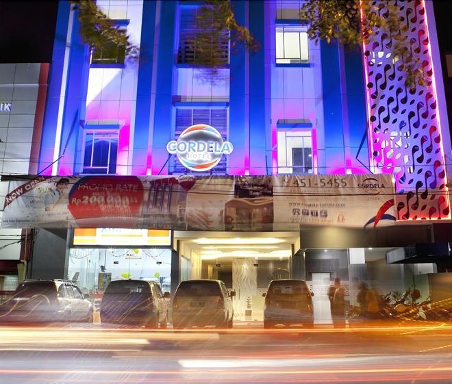 Cordela Hotel Medan - Медан - Здание