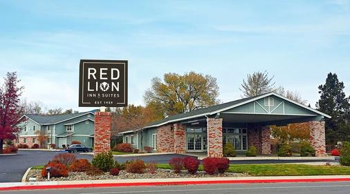 Red Lion Inn & Suites Susanville - Susanville - Building