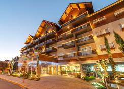 Hotel Laghetto Pedras Altas - Gramado - Gebäude