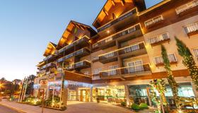 Hotel Laghetto Pedras Altas - Gramado - Toà nhà