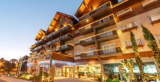 Hotel Laghetto Pedras Altas - גרמאדו - בניין