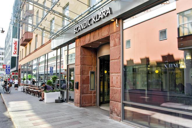 Scandic Klara - Estocolmo - Edificio