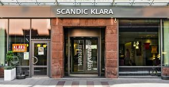 Scandic Klara - Stoccolma - Edificio