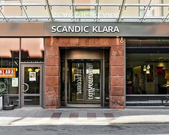 Scandic Klara - Stockholm - Building