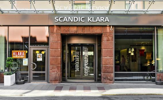 scandic klara stockholm