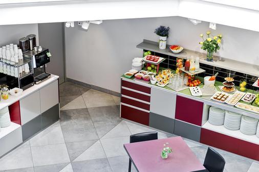Scandic Klara - Stockholm - Buffet