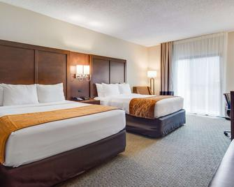 Comfort Inn - Roswell - Bedroom
