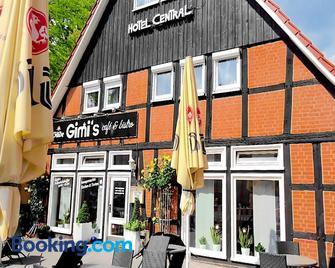 Hotel Stadt Soltau - Soltau - Gebouw