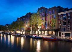 Andaz Amsterdam, Prinsengracht - Ámsterdam - Edificio