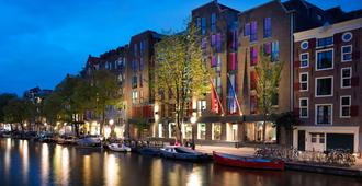 Andaz Amsterdam Prinsengracht - A Concept By Hyatt - Amsterdam - Building