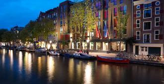 Andaz Amsterdam, Prinsengracht - Άμστερνταμ - Κτίριο
