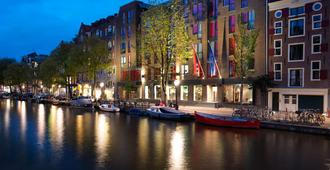 Andaz Amsterdam Prinsengracht - A Concept By Hyatt - Amsterdam - Rakennus
